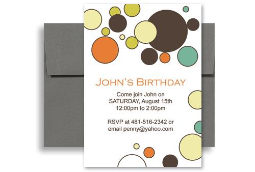 microsoft publisher birthday invitation template .